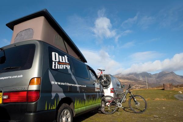 UK mountain bike holiday