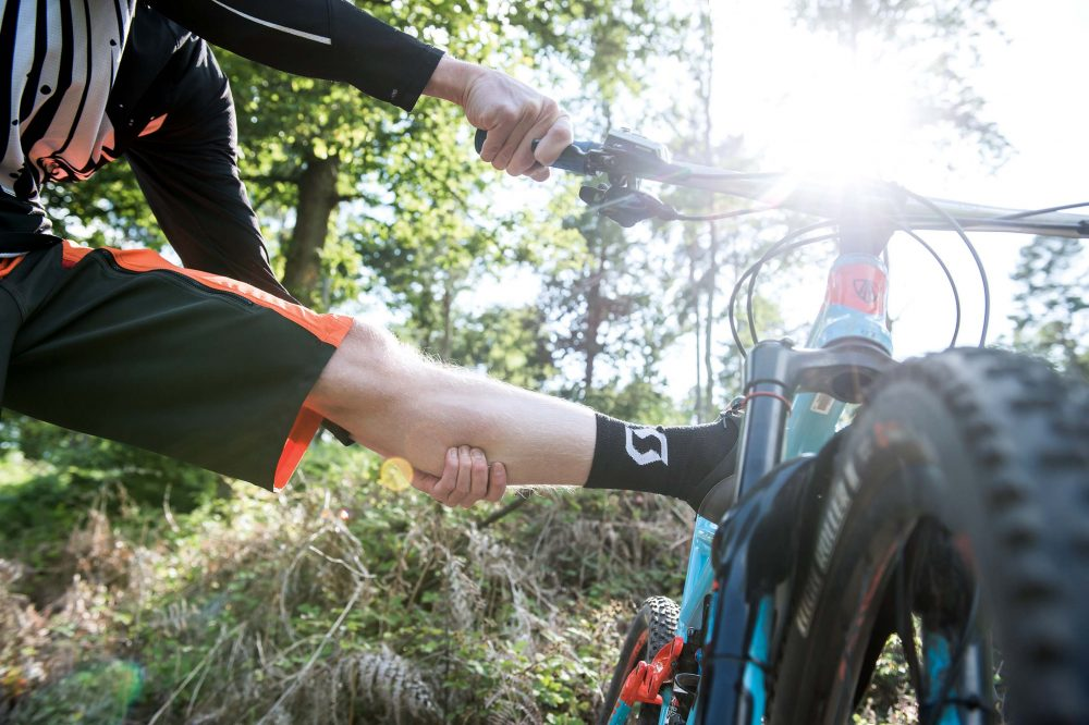How to prevent cramp when mountain biking - MBR