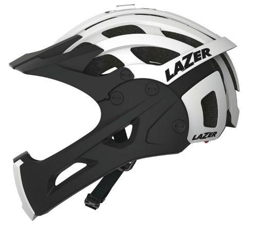 Lazer S New Revolution Ff Helmet Converts Between Open And Full