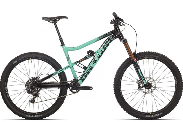 On One Bikes >> On One Codeine Redesigned As 27 5 Enduro Machine Mbr