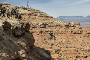 Red Bull Rampage qualifying Aggy