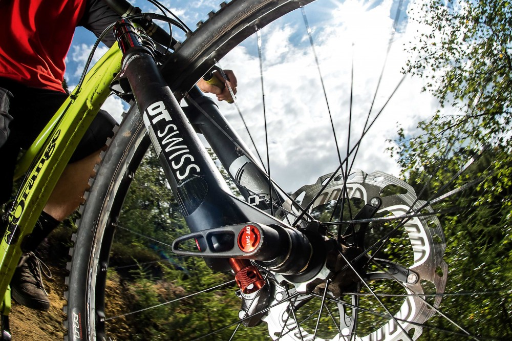 The best mountain bike suspension forks