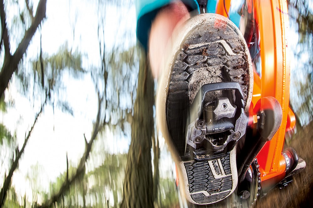 How to look after your feet on a mountain bike - MBR