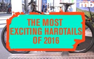 best hardtails 2016