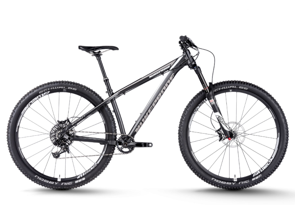 nukeproofs scout hardtail is now available in 275in and 29in wheel sizes called predictably the 275 and 290 there are race and comp versions of each