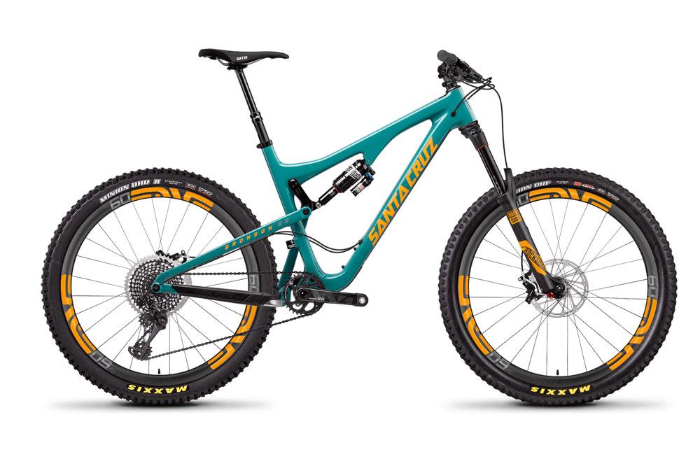 Santa Cruz Bronson CC (2016) review