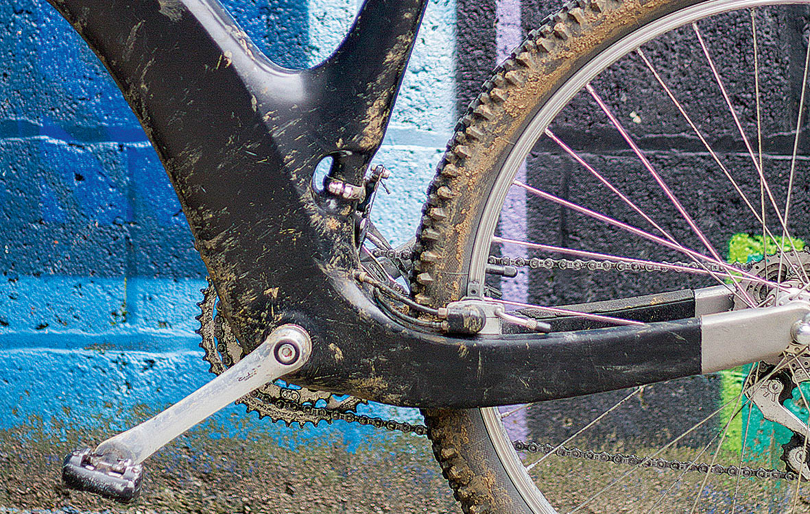 A Piece Of Mountain Bike History The World S First