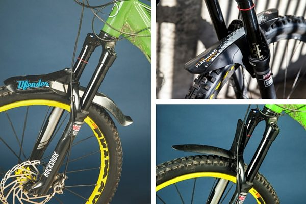 Best mountain bike mudguards - MBR