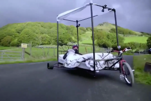 Bike bed featured