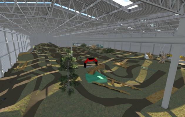 Dirt FActory 3d model announcement featured