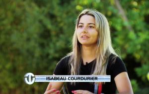 Isabeua Courdurier transworldsport