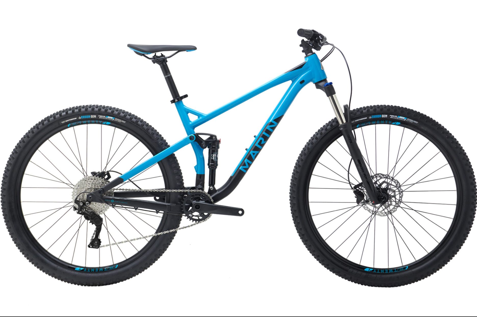 bfe5b65833e Marin Rift Zone 1 review - MBR