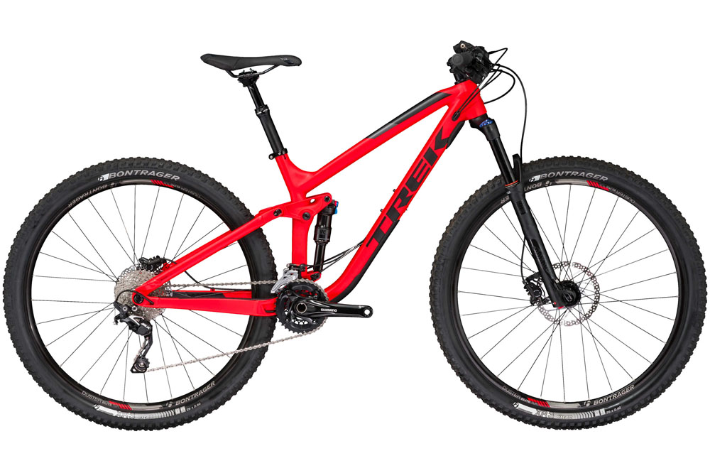Bike Of The Year 2017 Trek Fuel Ex 7 29 Mbr
