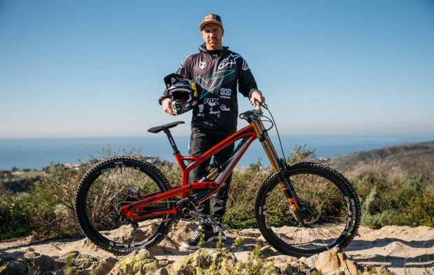 30739a9bc1b Five things we learned from Aaron Gwin's move to YT Industries - MBR