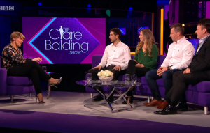 Athertons Clare Balding featured
