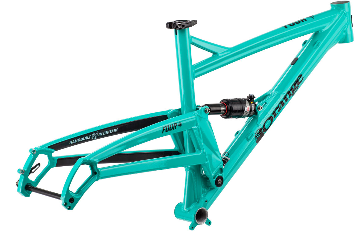 Buyer\'s guide to choosing a mountain bike frame - MBR