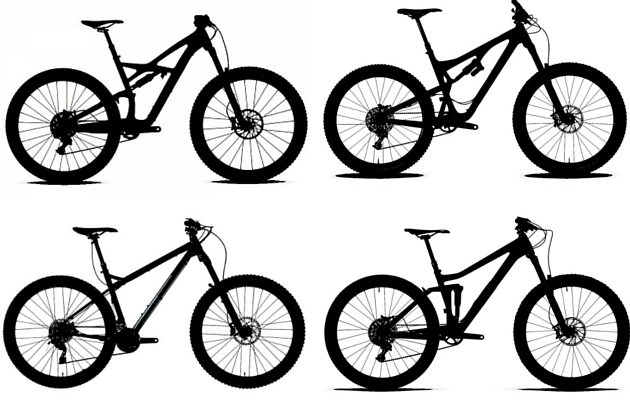 Monday Quiz: can you guess the mountain bike from its ...