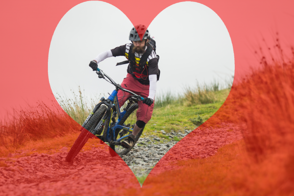 5 reasons why Valentine's Day is best spent on the trails - MBR