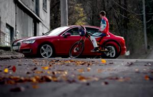 Aaron Gwin Audi Quattro