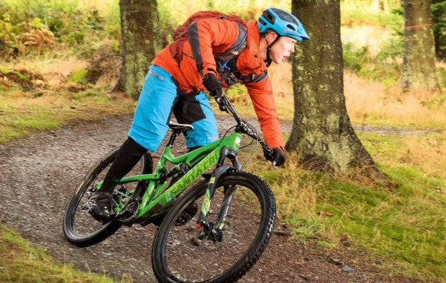 how to ride a modern trail bike mbr
