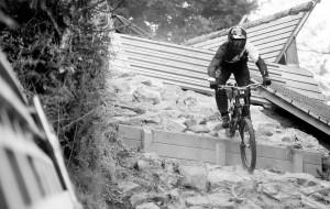 Canyon Sender riding 1