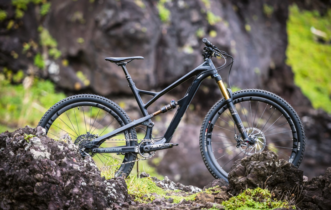 Yt Industries Jeffsy As Big A Game Changer As The Capra Mbr