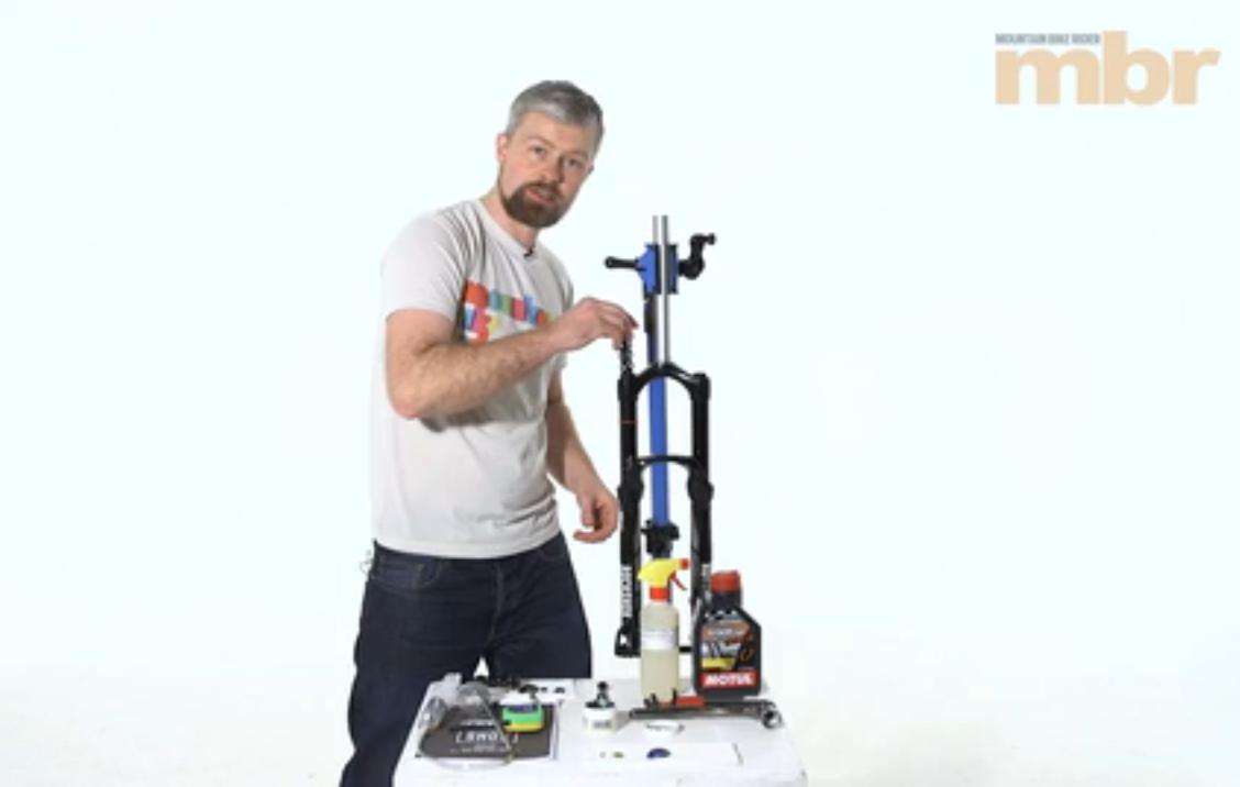 How to change a RockShox fork compression damper