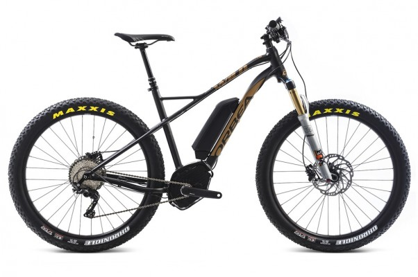 Orbea enters eMTB market with the 27+ Wild - MBR