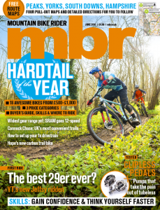 Mountain Bike Rider cover