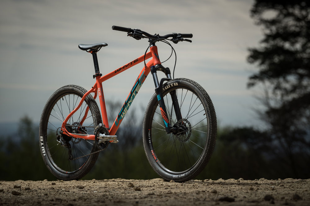 Whyte 605 (2017) review - MBR 69b84ce68a887