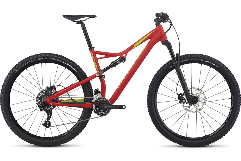 Specialized Camber Comp 2017 Review Mbr