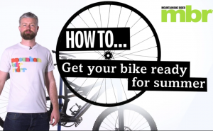how to get your bike ready summer