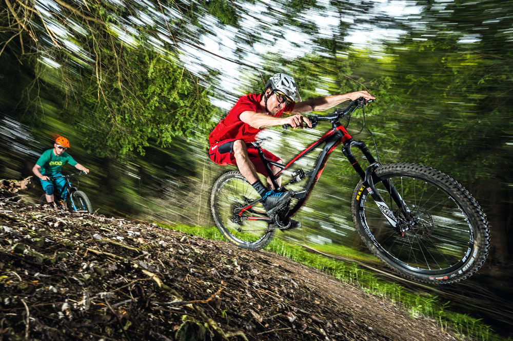 YT Capra vs Canyon Strive - which is best? - MBR