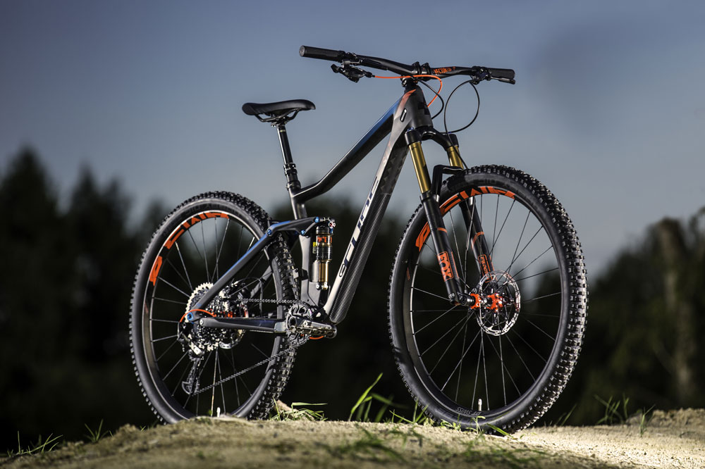 which cube mountain bike is right for you mbr. Black Bedroom Furniture Sets. Home Design Ideas