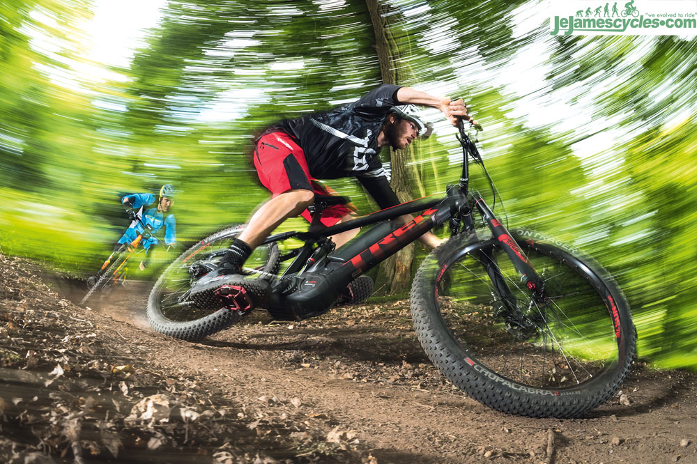 The Best Electric Mountain Bikes Mbr