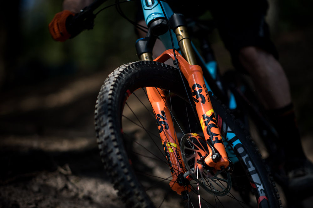 Fox 36 Float Factory Grip2 fork review - MBR