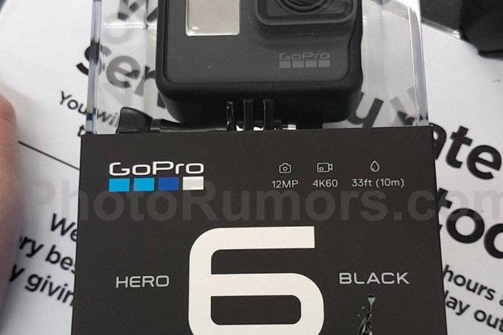 GoPro Hero 6 spec leak  4K at 60 fps - MBR fc1d8f2d3afe