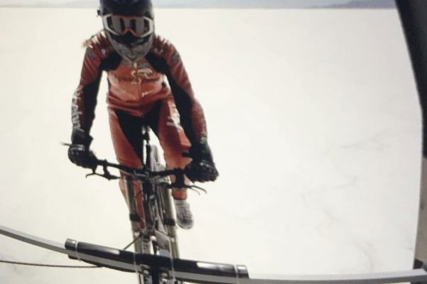 1a46e2d12d1 At 147mph Denise Mueller is the fastest woman on a bike... ever - MBR