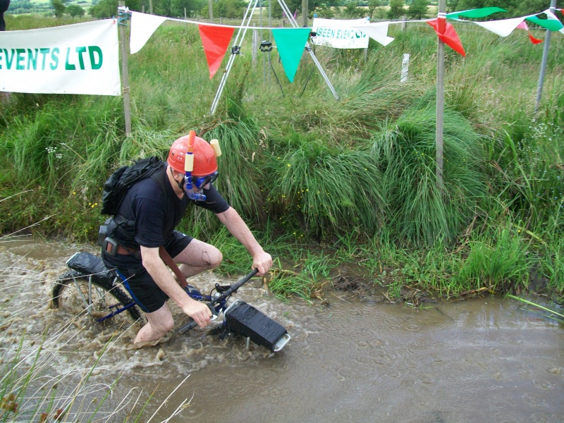 Bog Snorkelling Is The New Enduro Mbr