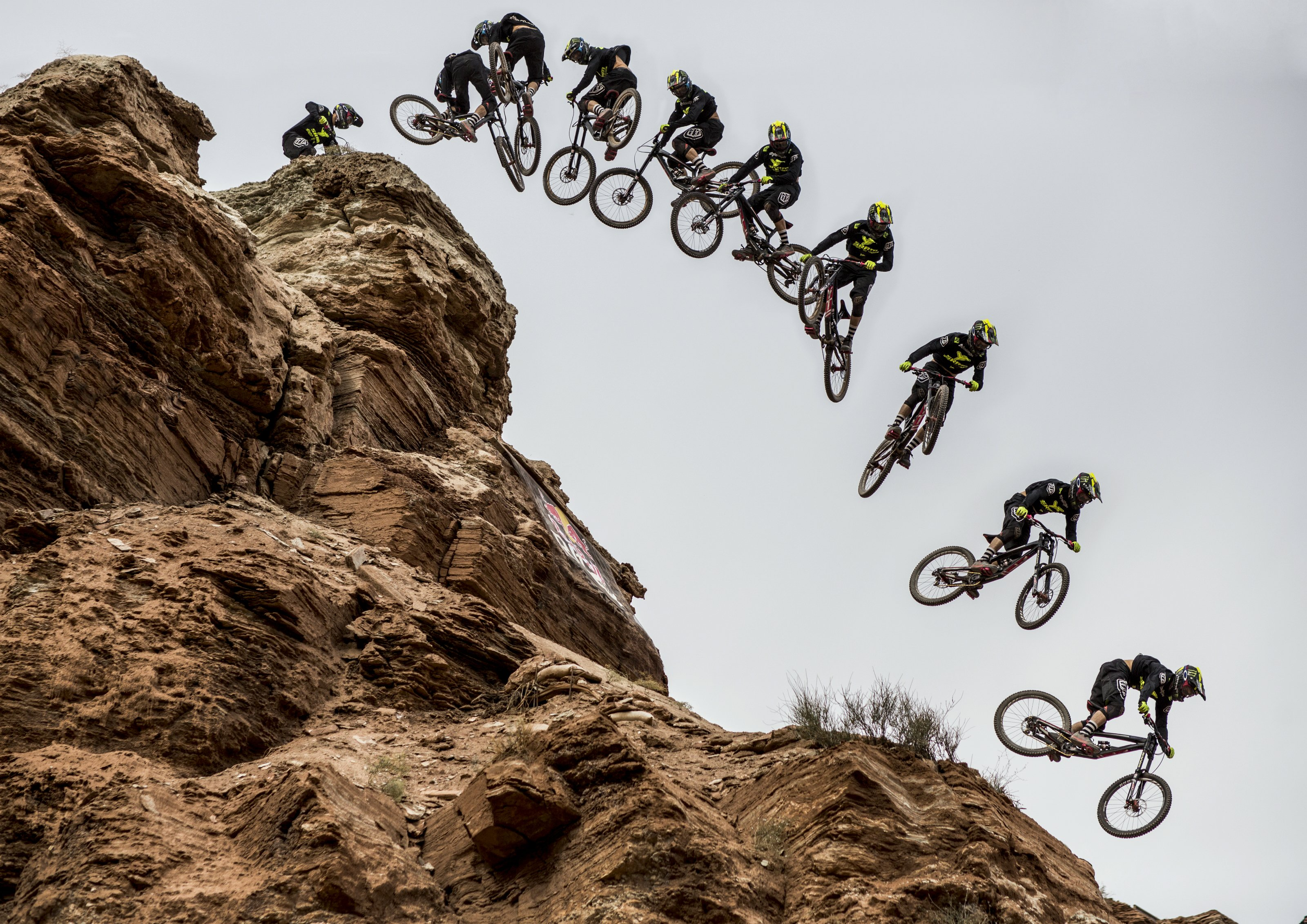 Organisers Beginner S Guide To The Red Bull Rampage Mbr