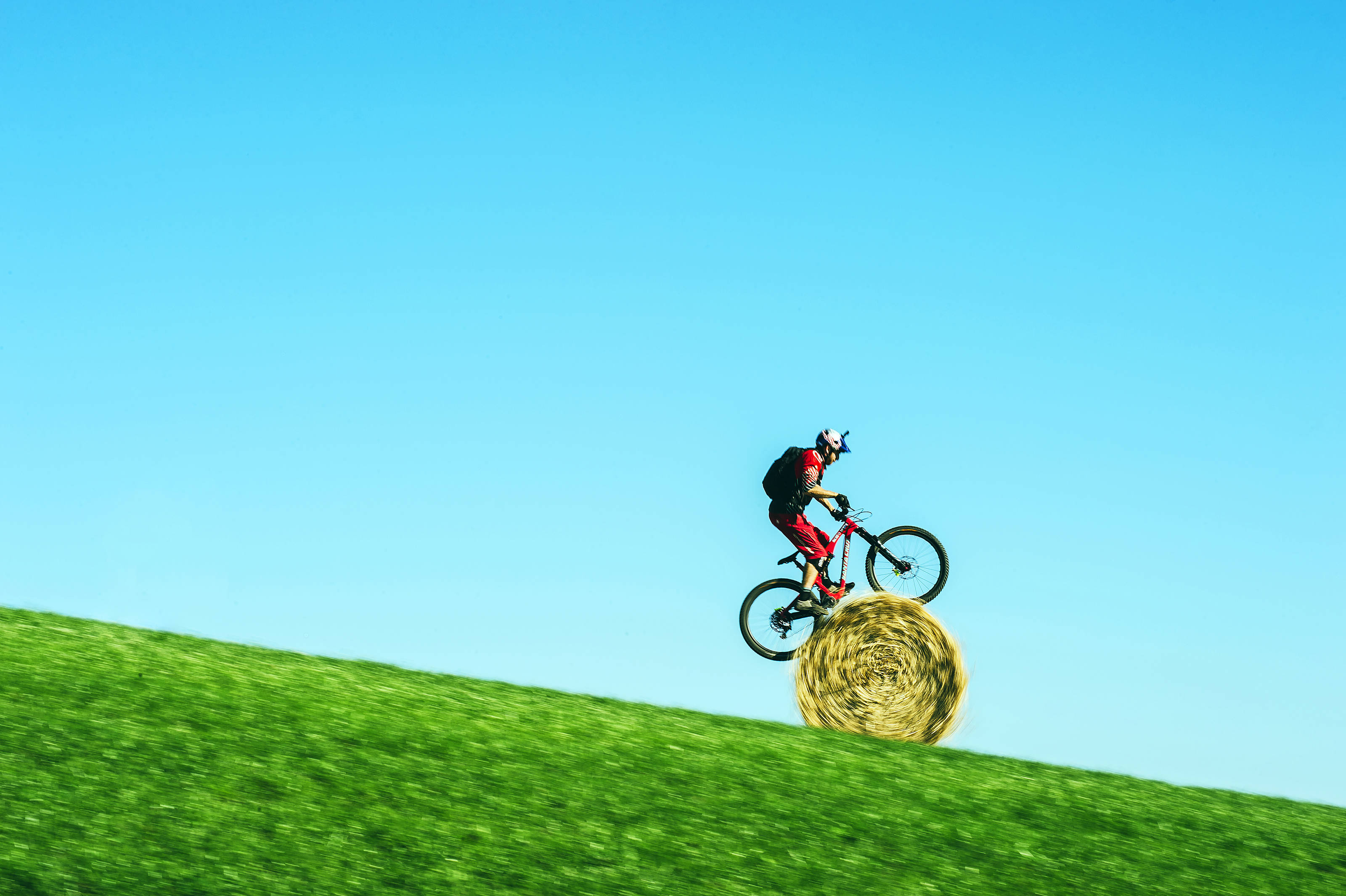 Behind the scenes of Danny MacAskill's Wee Day Out - MBR