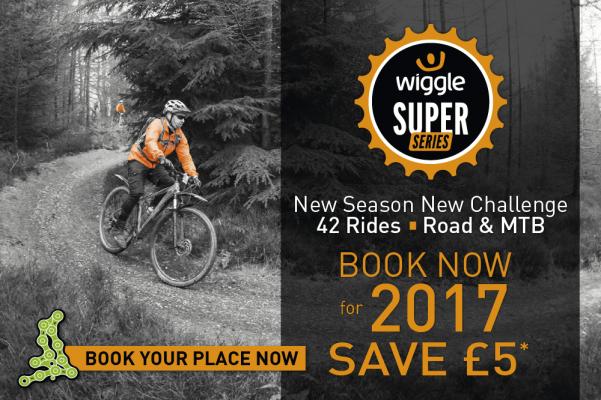 Wiggle Super Series MTB