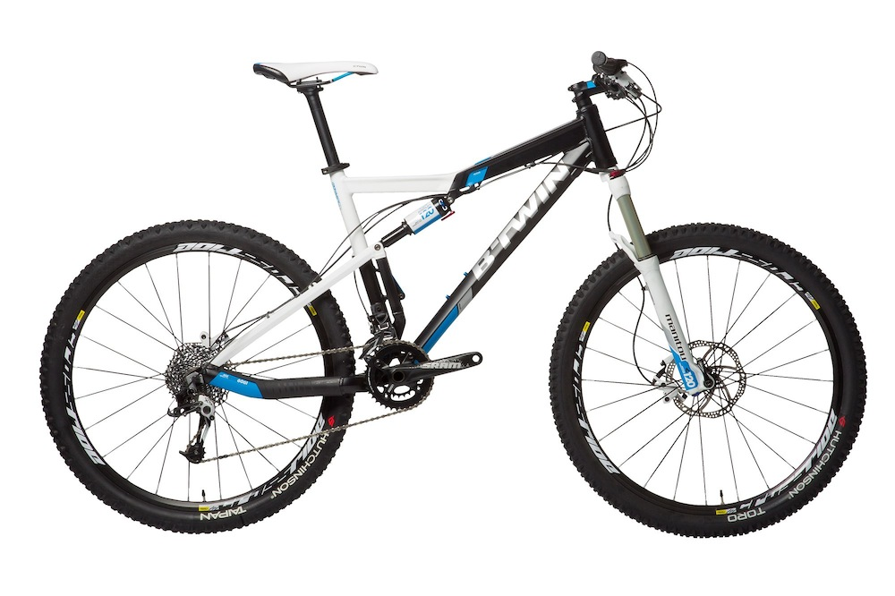 B Twin Rockrider 740s 2016 First Ride Mbr