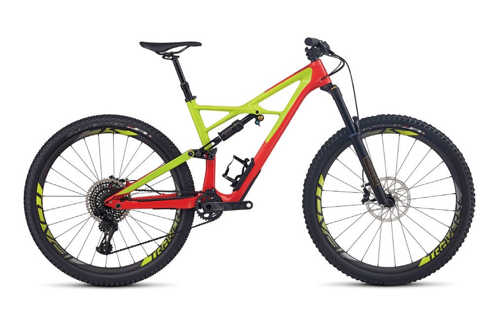 Specialized Enduro S-Works 29/6 Fattie (2017) review - MBR