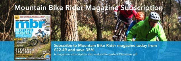 mountain biker for Christmas