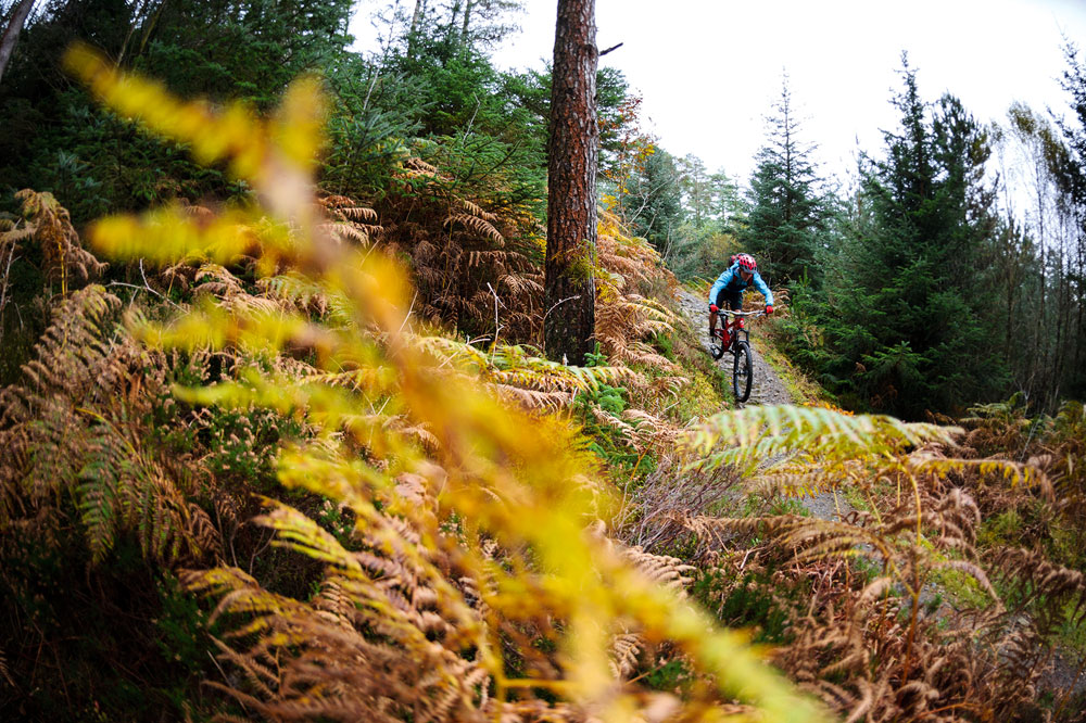 The best season for riding is here at last
