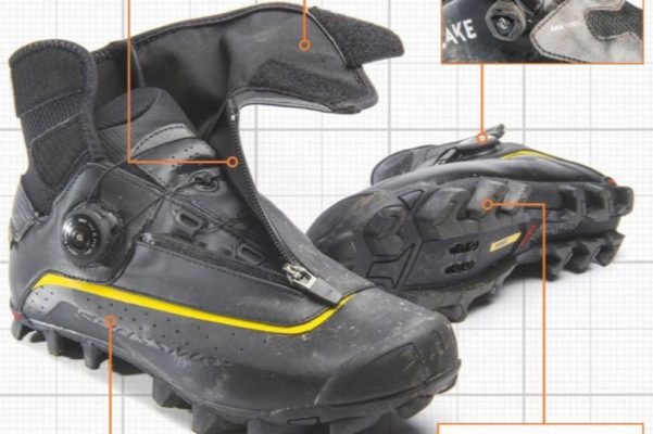 The best mountain bike winter boots for