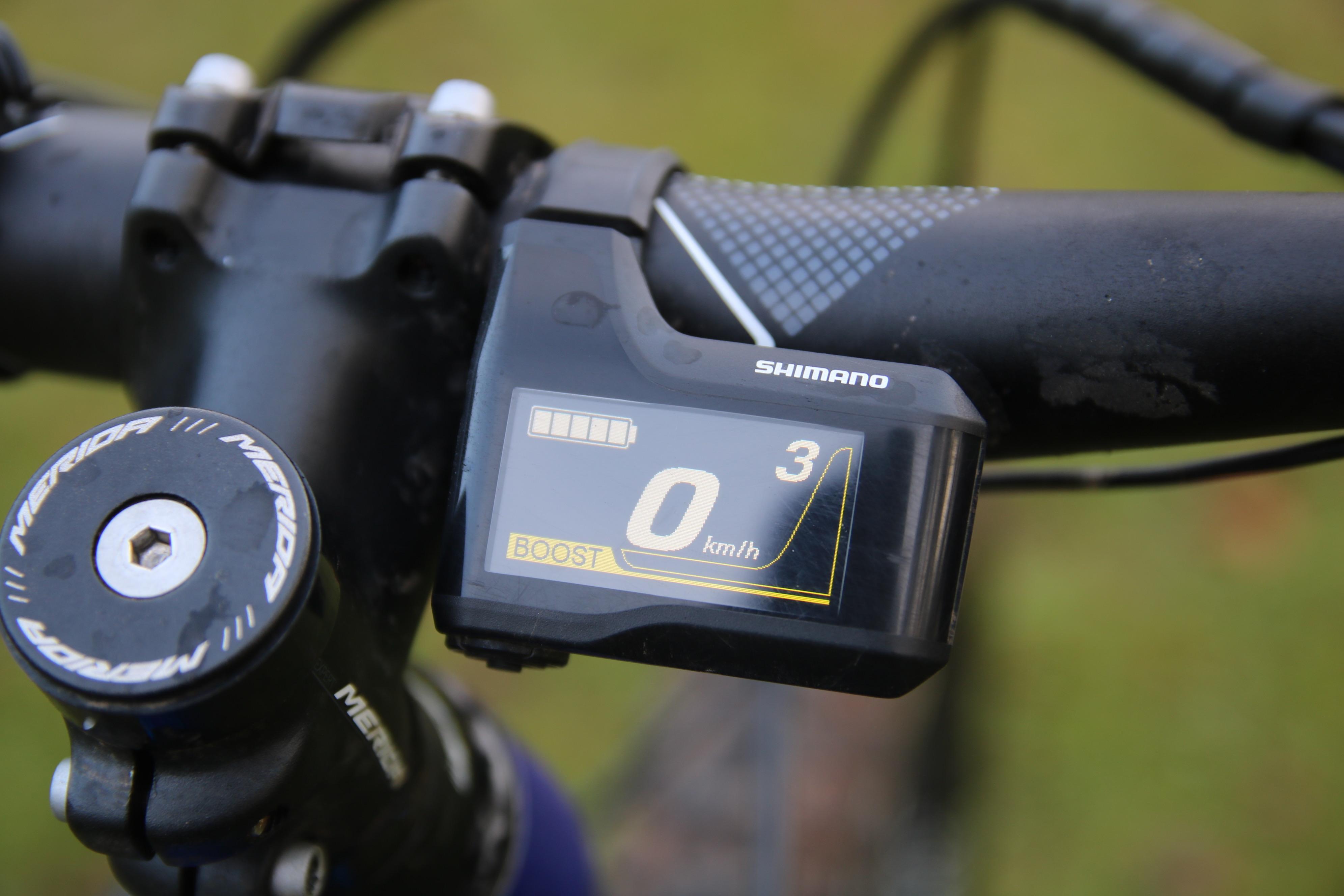 MERIDA eOne-Twenty 900E 2017 ebike kerékpárteszt