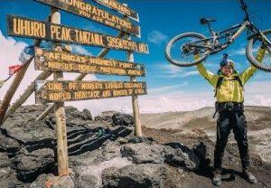 danny macaskill kilimanjaro