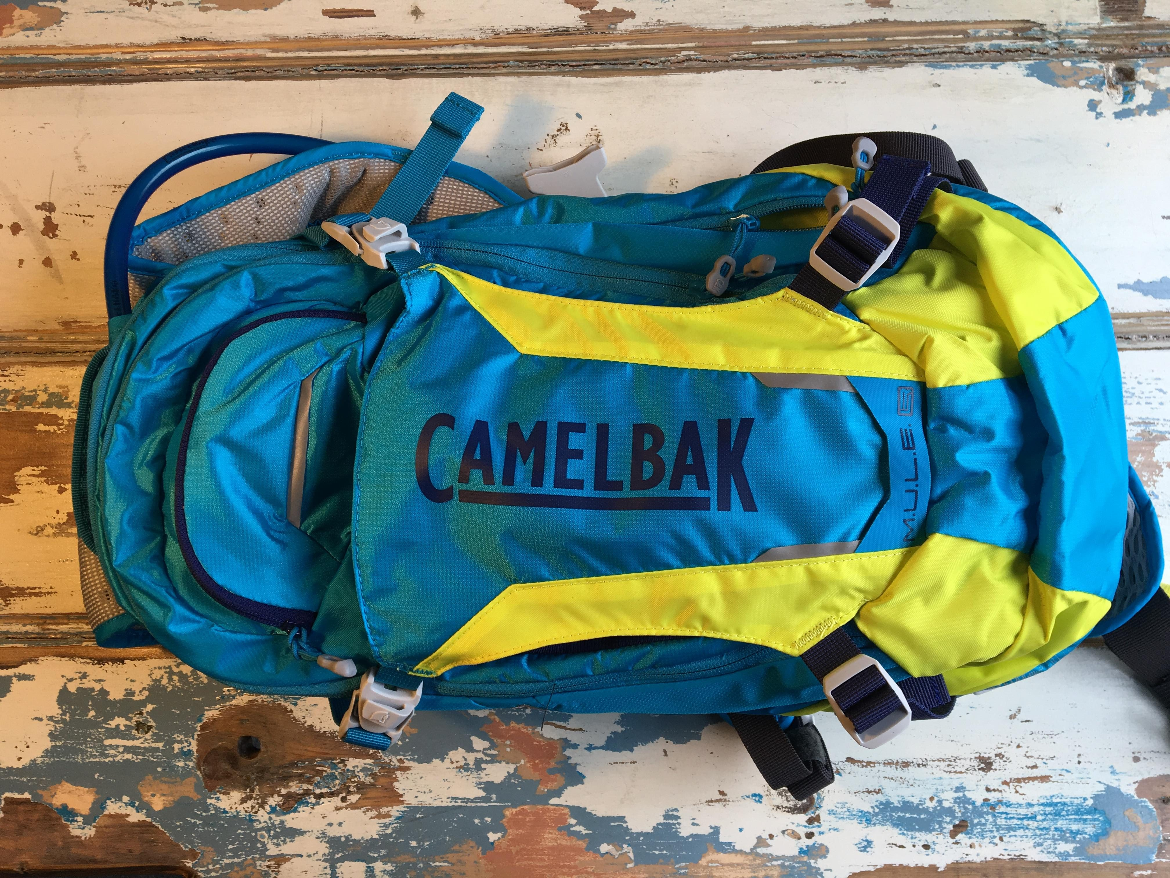Camelbak M.U.L.E. LR15 £129.99. Latest fully loaded hydration pack b88bfe46325f4